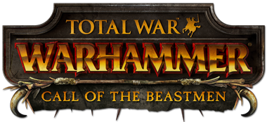 Total War: WARHAMMER Call of the Beastmen Campaign Pack logo