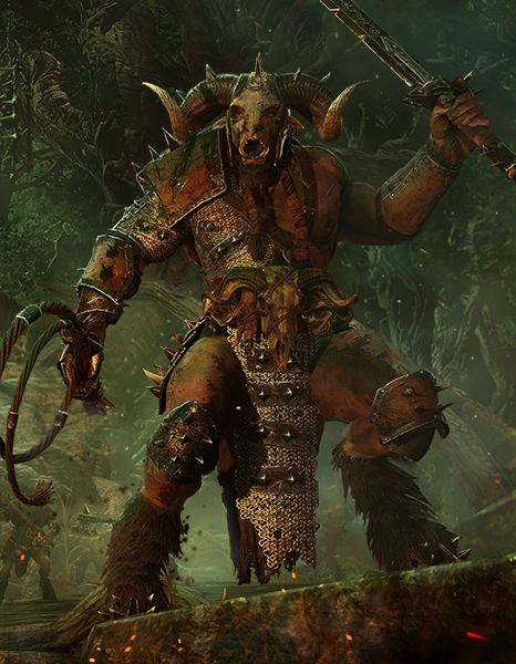 Total War: WARHAMMER Call of the Beastmen DLC