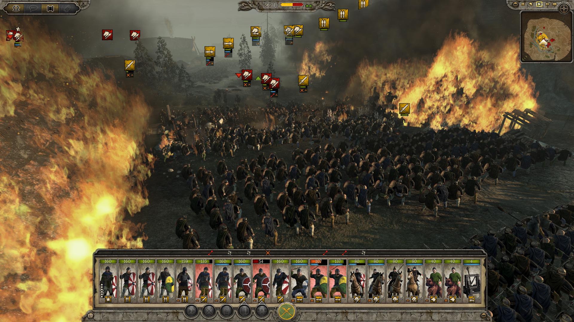 Total War: ATTILA Update 3 + DLCs (2 15) PC | RePack от FitGirl