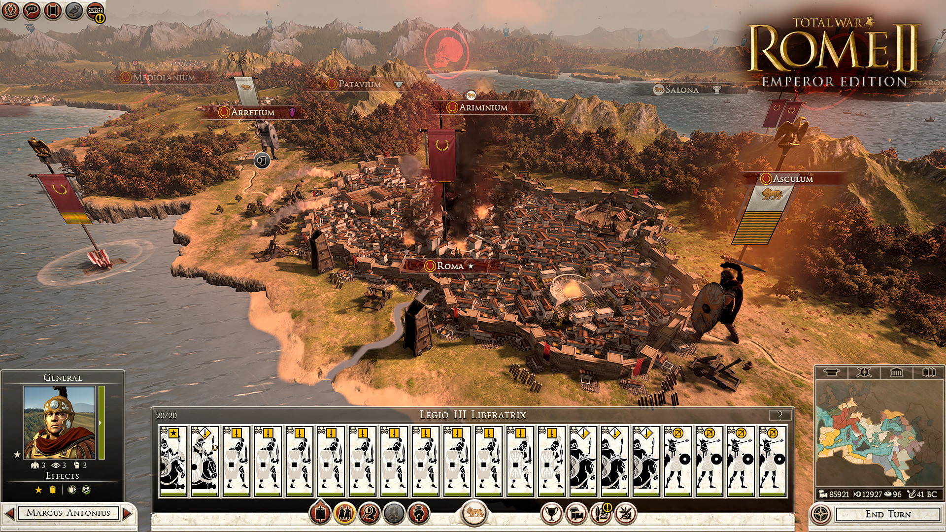 hotseat rome total war free - photo#8