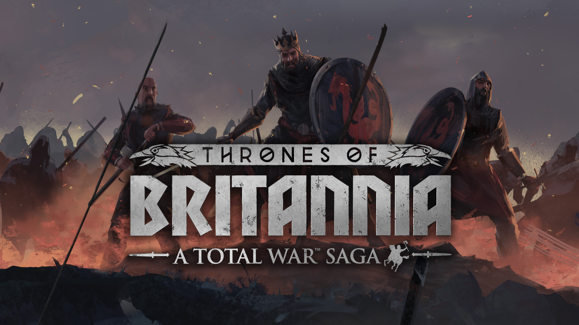 Total War: Thrones of Britannia'dan sinematik fragman yayA�nlandA�!